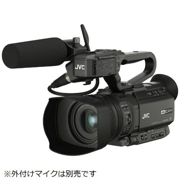 カメラ・ビデオカメラ・光学機器, 業務用ビデオカメラ 5JVC GY-HM175 4K CMOS 12.3