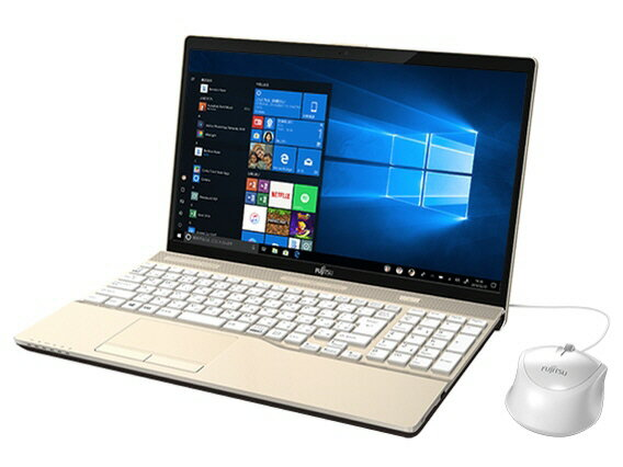 パソコン, ノートPC 5 FMV LIFEBOOK AH45D1 FMVA45D1G 15.6 CPUCore i3 7100U(Kaby Lake)2.4GHz2 CPU3775 HDD1TB 4GB OSWindows 10 Home 64bit