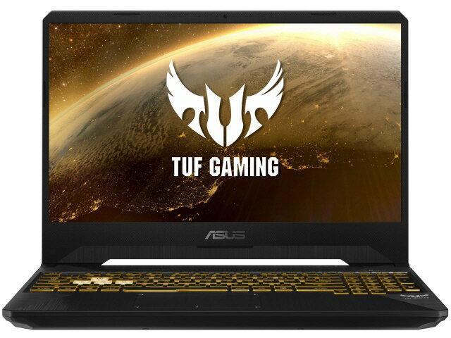 パソコン, ノートPC ASUS TUF Gaming FX505GD FX505GD-I5G1050 15.6 CPUCore i5 8300H(Coffee Lake)2.3GHz4 CPU9490 1TB HDD 16GB Optane 8GB OSWindows 10 Home 64bit