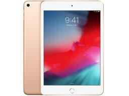 Apple タブレットPC(端末)・PDA iPad mini 7.9インチ 第5世代 Wi-Fi 64GB 2019年春モデル MUQY2J/A [ゴールド] [画面サイズ:7.9インチ 画面解像度:2048x1536 詳細OS種類:iOS ネットワーク接続タイプ:Wi-Fiモデル ストレージ容量:64GB CPU:Apple A12]