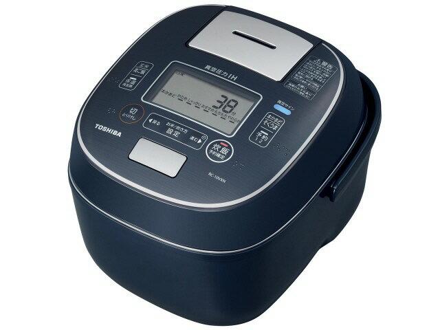 【ポイント5倍】東芝 炊飯器 真空圧力IH RC-10VXN(L) [インディゴブルー] 【楽天】 【人気】 【売れ筋】【価格】