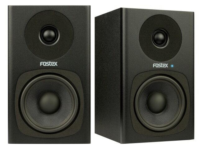 【ポイント5倍】【代引不可】FOSTEX PCスピーカー PM0.4c(B) [ブラック] [タイプ:2chスピーカー 総合出力:60W 入力端子:RCA入力x1] 【楽天】 【人気】 【売れ筋】【価格】