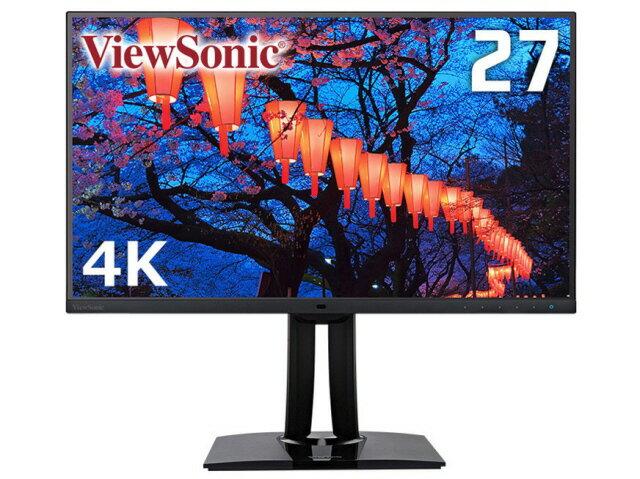パソコン・周辺機器, その他 5ViewSonic VP2785-4K 27 27 4K3840x2160 HDMI2.0x2USB Type-Cx1DisplayPortx1miniDis playPortx1