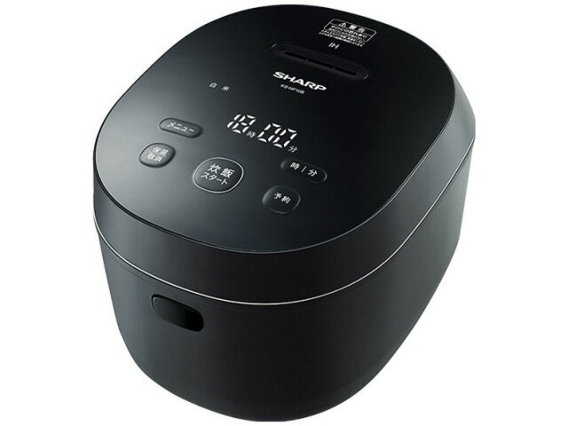 【ポイント5倍】シャープ 炊飯器 KS-HF10B 【楽天】 【人気】 【売れ筋】【価格】