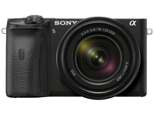 デジタルカメラ, ミラーレス一眼カメラ 5SONY 6600 ILCE-6600M
