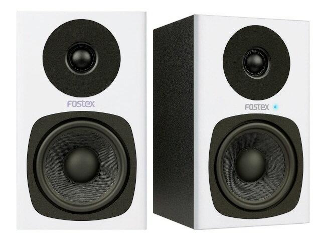 【ポイント5倍】FOSTEX PCスピーカー PM0.4c(W) [ホワイト] [タイプ:2chスピーカー 総合出力:60W 入力端子:RCA入力x1] 【楽天】 【人気】 【売れ筋】【価格】