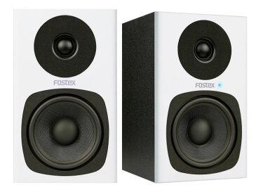 FOSTEX PCスピーカー PM0.4c(W) [ホワイト] [タイプ:2chスピーカー 総合出力:60W 入力端子:RCA入力x1] 【楽天】 【人気】 【売れ筋】【価格】