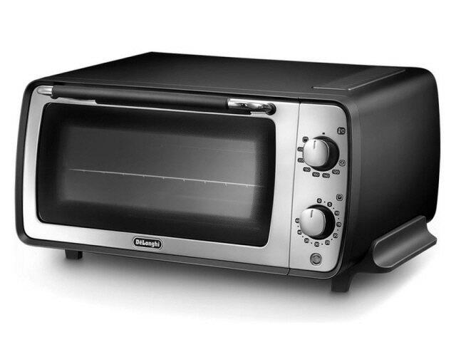 デロンギ トースター ディスティンタコレクション EOI407J-BK [Elegance Black] [タイプ:オーブン 同時トースト数:4枚 消費電力:1200W] 【楽天】 【人気】 【売れ筋】【価格】