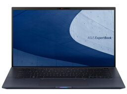 ASUS ノートパソコン ExpertBook B9 B9450FA B9450FA-BM0323TS [画面サイズ:14型(インチ) CPU:第10世代 インテル Core i7 10510U(Comet Lake)/1.8GHz/4コア CPUスコア:6908 ストレージ容量:SSD:1TB メモリ容量:16GB OS:Windows 10 Home 64bit 重量:0.87kg]