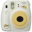 富士フイルム インスタントカメラ instax mini 8 チェキ ぐでたま [使用フィルム:インスタントカラーフィルムinstax mini フィルムサイズ(横x縦):