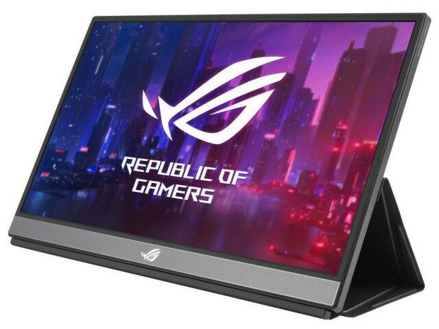 パソコン・周辺機器, ディスプレイ 5ASUS ROG Strix XG17AHPE 17.3 17.3 HD1920x1080 microHDMI2.0x1USB Type-Cx1