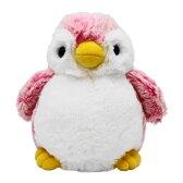 オーロラワールド パウダーキッズ ペンギン S ピンク (ぬいぐるみ)
