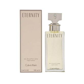 Calvin Klein eternity EDP SP women's perfume 100 ml