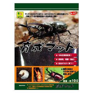 三晃商会 育成マット 017 (昆虫マット) 10L