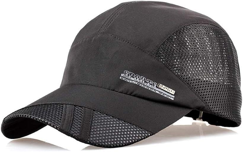 メンズ帽子, キャップ  (, Free Size)