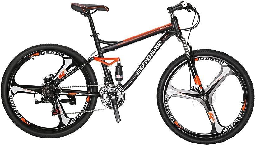 自転車・サイクリング, マウンテンバイク  S7 27.5 21(orange, 27.5)