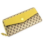 展示品箱なしパトリックコックス財布長財布ラウンドファスナー黄色系(マスタードっぽい黄色です。)PATRICKCOX20160405-4レディース婦人