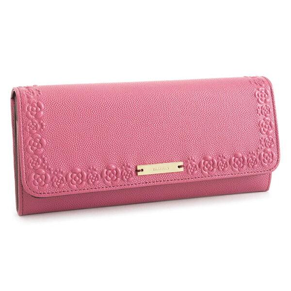 クレイサス財布長財布ピンクCLATHAS187381-33レディース婦人