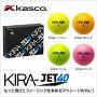 【2014モデル】キャスコkascoKIRAJET40キラジェット401ダース(12個入り)カラーゴルフボールあす楽