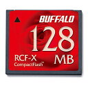Buffalo コンパクトフラッシュ RCF-X128MY(128MB)