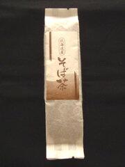 北海道産のそばの実を程よく焙煎したそば茶です。深いそばの味わいと上品な香ばしさが特徴です...