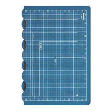 ナカバヤシ 折りたたみカッティングマット A4サイズ CTMO-A4