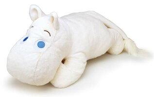 【送料無料!】ムーミンリラクゼーション抱きまくらムーミン(オフホワイト)【約52cmだきまくら抱き枕ぬいぐるみヌイグルミセキグチ】