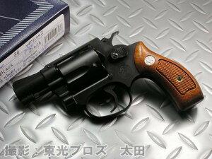 【送料無料!】タナカワークス ガスガン S&W M36 チーフスペシャル 2インチ ヘビーウェイト バ...