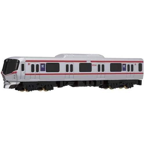増量 トレーンNo.7つくばエクスプレス(増備車両) Nゲージダイキャストスケールモデル電車鉄道模型