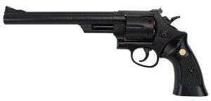 【全品ポイント増量!】 クラウンモデル No.13220 S&W M29 .44マグナム 8インチ ブラック 【18才以上用 ホップアップエアリボルバー エアガン トイガン】