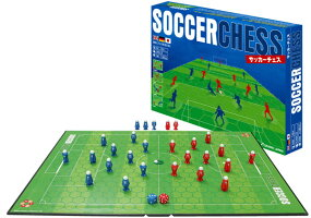今までにない新感覚サッカーゲーム!サッカーチェス「SOCCERCHESS」スポーツ0903