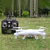 ドローンカメラ付き小型ドローンラジコン空撮Drone200万画素X5C4CH6軸ジャイロ室内ラジコンヘリクアッドコプターラジコンヘリコプター360°宙返りSDカード付日本語取扱説明書付おもちゃあす楽