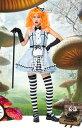 ハロウィン 不思議の国のアリス アリス 可愛い ブルー ワンピース 童話 仮装 変装 コスプレ衣装 ps3499 2