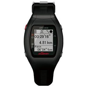 【オープニングセール】ATLASPORT GPSランニングウォッチ ARW-30G
