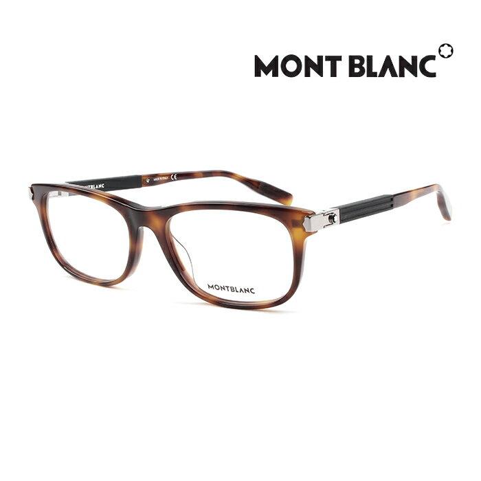 眼鏡・サングラス, 眼鏡 MONTBLANC MB0036O 008