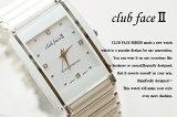 ?☆頂級模特有限的時間!CF2?男子和女子的手表手表clubfaceRD型號-1101[【ケース付?】人気モデル!!?メンズandレディースウォッチclubfaceRDモデル 腕時計CF2-1101]