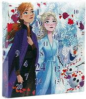 ディズニー アナと雪の女王2 カウントダウン カレンダー アドベントカレンダー アクセサリー ビューティーセット プレゼント 並行輸入品