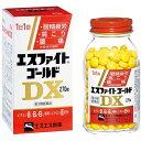 (第3類医薬品)エスエス製薬 エスファイト ゴールド DX 270錠