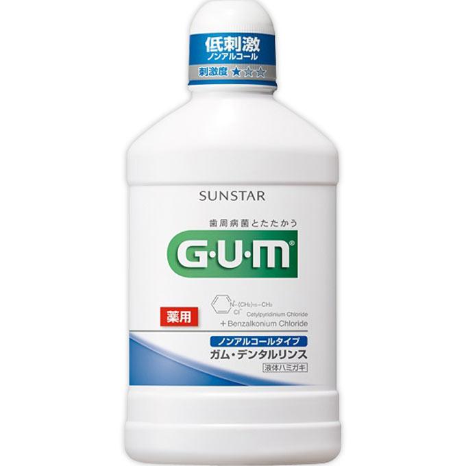 デンタルケア, マウスウォッシュ・洗口液  GUM 500mL ()