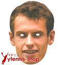 【ポイント2倍】アンディー・マレー選手パーティーマスク!お面 国内未発売【あす楽】