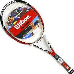 ウイルソン(Wilson)【テニスラケット】【送料無料】【テニス】ウイルソン(Wilson) 錦織圭愛用シ...