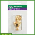 ウィンブルドン(Wimbledon)オフィシャル商品優勝カップトロフィーキーリングキーホルダー