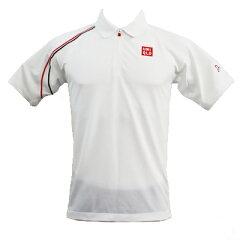 ユニクロ(UNIQLO)【ポロシャツ】【テニス】ユニクロ(UNIQLO) ジョコビッチ 2012フレンチオープン