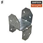SIMPSON RTB22リジットタイ[10個入/1セット][棚・枠用] DIY/SIMPSON/ガレージ/小屋/ウッドデッキ/2x 4/ツーバイフォー/金具
