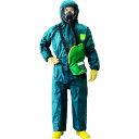 TR シゲマツ 使い捨て化学防護服 MC4000 L (入数)1着