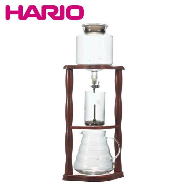 HARIO ハリオ WDW-6  出来上り容量780ml (2〜6杯用)  ウォータードリッパー・ウッド:Livtecリブテック