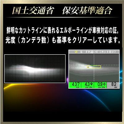日産エクストレイルX-TRAILLEDヘッドライトT32(H29.6〜)H11Loロービーム6000K2400lm車検対応3年保証LeFH-eリーフイー