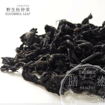 野生杜仲茶 とちゅうちゃ 50g 高品質薬膳茶 原形茶っ葉