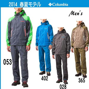 Columbia ティートンタワーズレインスーツ【コロンビア】【2014春夏】
