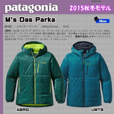 PatagoniaMen'sDasParka【パタゴニア】ジャケット